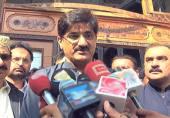 سانحہ سہون پر اشتعال پھیلانے والے دہشت گردوں کے ساتھی ہیں: وزیراعلیٰ سندھ