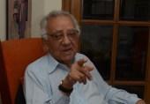 ممتاز دانشور اور بائیں بازو کے عظیم رہنما عابد حسن منٹو کا خصوصی انٹرویو (1)