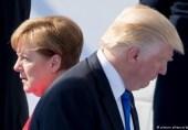 امریکا اور برطانیہ یورپ کے قابل اعتماد ساتھی نہیں رہے: چانسلر میرکل