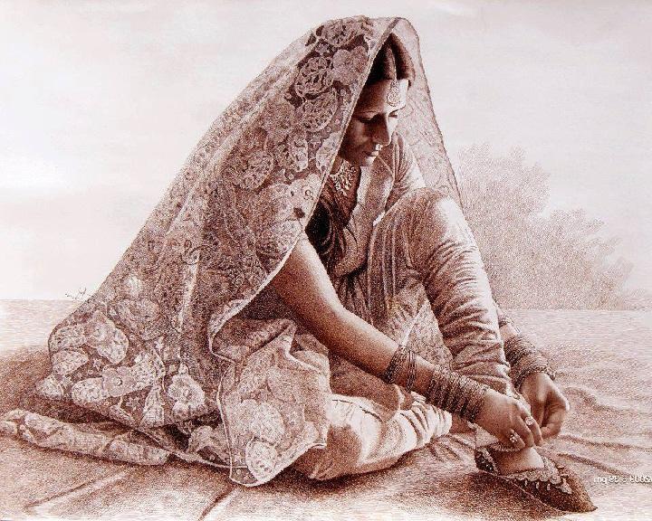 ندیدی لڑکی کی کہانی