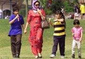 محترمہ بینظیر بھٹو: ایک مثالی ماں