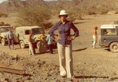 saudia Madain Saleh 1