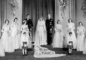ملکہ الزبیتھ اور پرنس فلپ کی شادی کے 70 سال