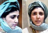 (ن) لیگ نے مجھے فوج کے خلاف بات کرنے پر اکسایا: عائشہ گلالئی