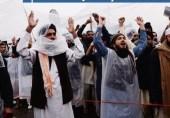 سپریم کورٹ نے اسلام آباد دھرنے کا نوٹس لے لیا