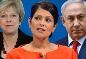 برطانوی وزیر پریتی پاٹل کی اسرائیل سے خفیہ روابط پر چھٹی