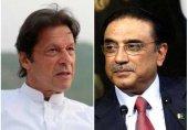آصف زرداری کے ساتھ نہیں بیٹھ سکتا: عمران خان
