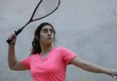عالمی اسکواش ٹورنا منٹ میں پہلی سعودی خاتون کھلاڑی کی شرکت