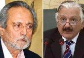 چیف الیکشن کمشنر اور جسٹس (ر) وجیہ الدین کے درمیان تلخ کلامی