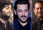 سلمان خان اور اریجیت کا جھگڑا افواہ ہے، راحت کو بلاوجہ بدنام کیا گیا؛ متنازع گانے کا ویڈیو لنک