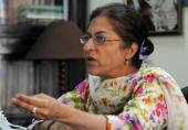 پاکستان کے مظلوموں کی وکیل نہیں رہی