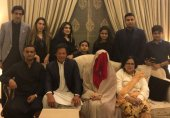 عمران خان کی روحانی شخصیت بشریٰ مانیکا سے تیسری شادی کی تصدیق