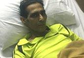 ہاکی کے سابق گول کیپر منصور احمد کی علاج کے لیے انڈیا سے اپیل