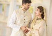 عائشہ خان کی شادی؛ تصویری جھلکیاں