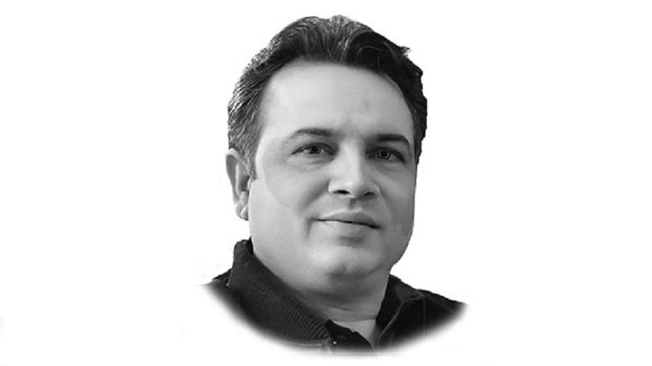 صدر پاکستان کو مار پڑی ہے