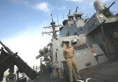 جنوبی بحیرۂ چین:'امریکی بحری جہازوں کی موجودگی چین کی خودمختاری کی سنگین خلاف ورزی'