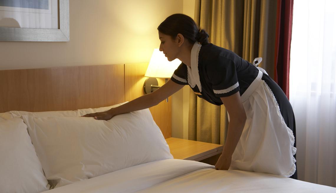 فائیو سٹار ہوٹلوں کے اندرونی خفیہ رازوں سے پردہ اٹھتا ہے