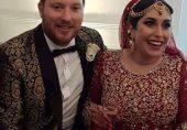 صنم بھٹو کی صاحبزادی  آزادے حسین کی  شادی