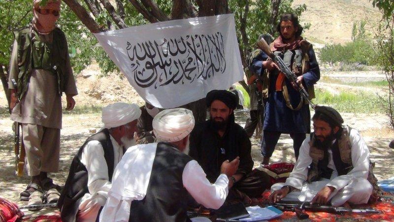 تقربناً ساڑھے اٹھ سو الفاظ پر مشتمل اپنے طویل بیان میں طالبان نے افغانستان میں جاری سترہ سالہ مزاحمت کو 'جہاد' سے تعبیر کیا