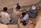فرعونوں کے زمانے کے تابوت سے آفت نکلنے کی افواہ مصر بھر میں پھیل گئی