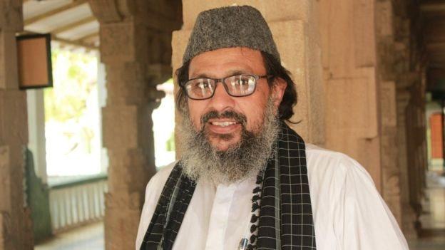 جامع مسجد کے قاضی ایم ایم ایم قادر بخش حسین صدیقی