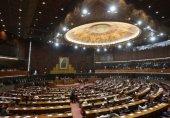 قومی اسمبلی میں سپیکر کے انتخاب کے لیے ووٹنگ جاری