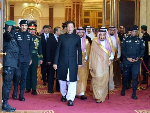 سعودی عرب کا داخلی بحران اور عمران خان کا شوق فراواں