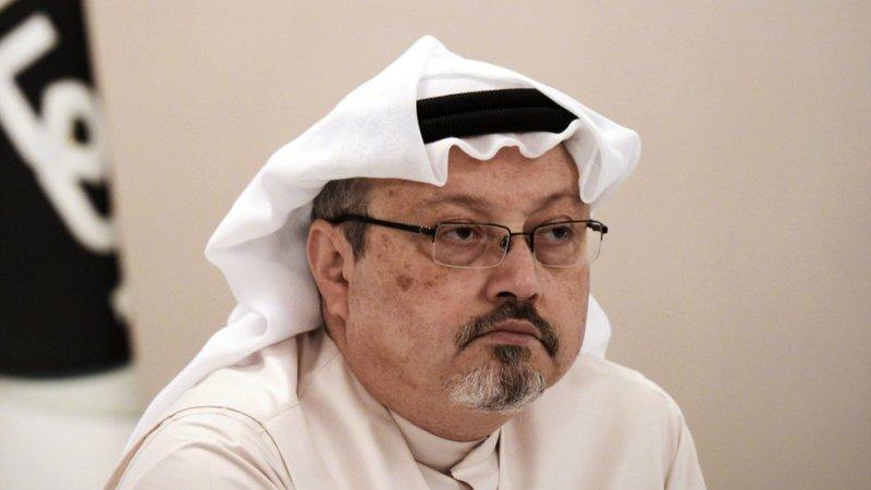 سعودی صحافی جمال خاشقجی