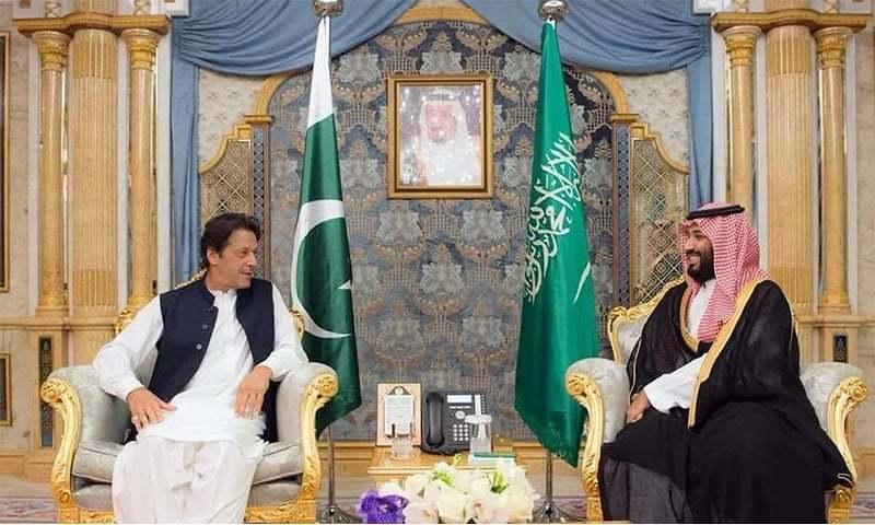 خاشقجی کے معاملے میں سعودی موقف پر اعتبار نہیں لیکن مخالفت نہیں کر سکتے: عمران خان