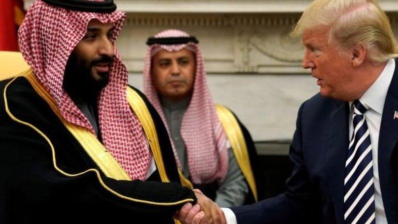 سعودی عرب کے ولی عہد محمد بن سلمان