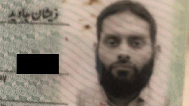 سانحہ ساہیوال: مقتول ذیشان کی دہشت گرد عثمان ہارون کے ساتھ سیلفی مل گئی
