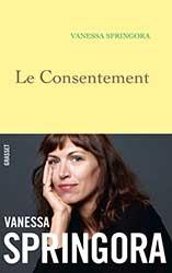 Vanessa Springora, Le Consentement