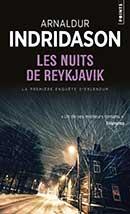 Arnaldur Indridason, Les Nuits de Reykjavik