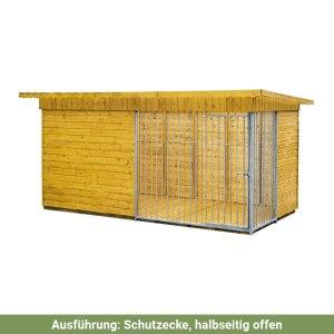 Alf Schutzecke, halbseitig offen Exclusive Line