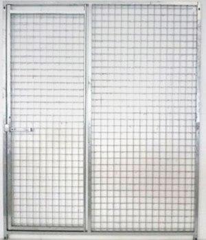 Gitterelement Tür links Comfort Line