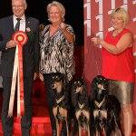 Vinnare 2016 är Maria Nordin och Marie Brandén med kennel Badavie