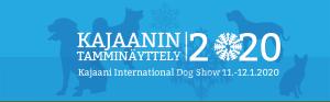 Kajaani 2020 internationell hundutställning