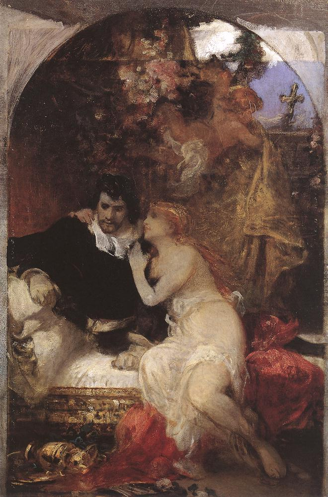 Tannhäuser and Venus
