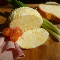 Hungarian Easter Cheese - Sárga Túró