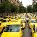Watch out for wrong currencies as you travel with taxi in Budapest
