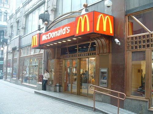 McDonalds Budapest