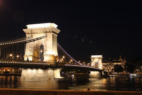 Top Five Budapest attractions