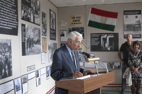 Cleveland Hungarian Association 1956 Exhibit4