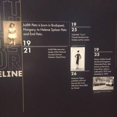 Judith Leiber exhibit opening 5