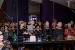 Judith Leiber exhibit opening 6