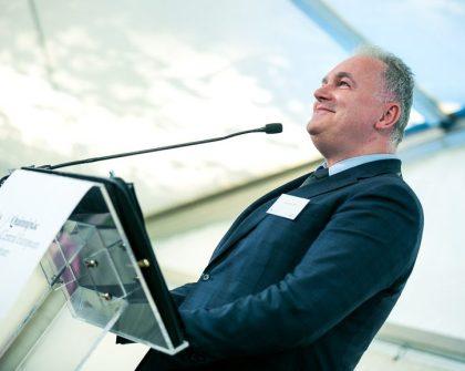 Deputy Foreign Minister László Szabó