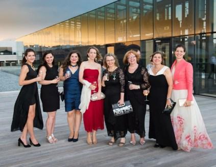 Luca-Mu00f3rocz-and-u00c9va-Lukonits-at-the-HAC-Annual-Gala-Dinner-in-2017