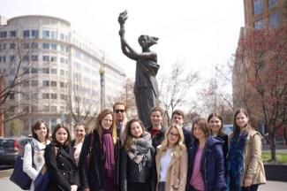 CIP-interns-Orsolya-Lőrincz-and-Viktória-Katona-participaring-in-HIF-Young-Hungarian-Leaders-Program