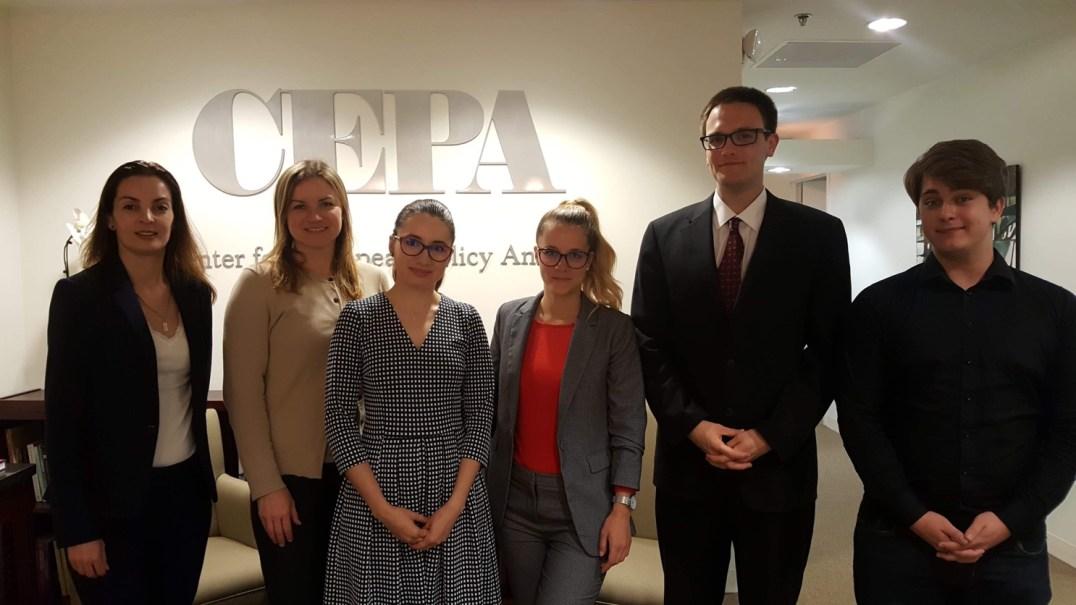Viktória-Katona-with-her-intern-colleagues-at-CEPA