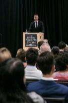 Ármin Ladányi's speech at TFAS's graduation ceremony